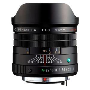 *HD PENTAX-FA 31mmF1.8 Limited ブラック
