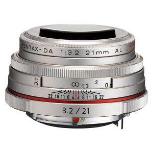 *HD PENTAX-DA 21mmF3.2 Limited (シルバー)