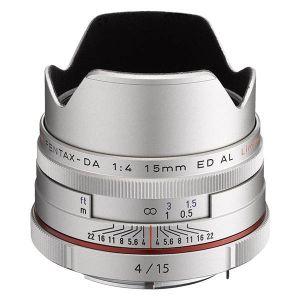*HD PENTAX-DA 15mmF4ED AL Limited (シルバー)