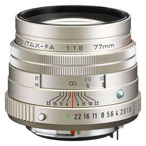 *smc PENTAX-FA 77mm F1.8 Limited シルバー