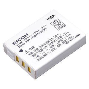 RICOH リチャージャブルバッテリー DB-90