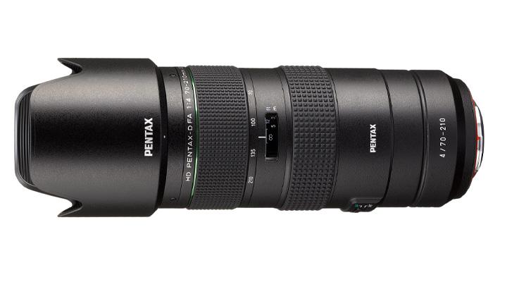*HD PENTAX-D FA 70-210mmF4ED SDM WR